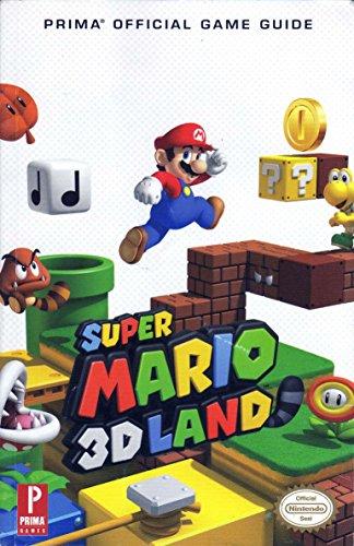 Prima Official Game Guide: Super Mario 3D Land (Super Mario 3 Strategy Guide compare prices)