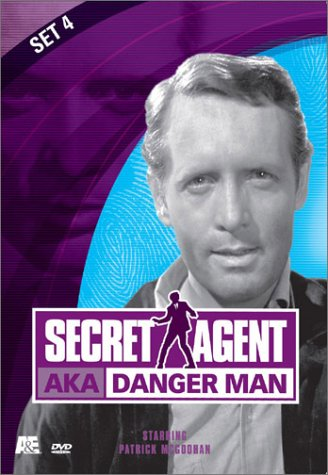 Secret Agent AKA Danger Man, Set 4 by A&E Home Video