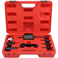 Extractor de inyectores, 8 piezas Herramientas de desmontaje