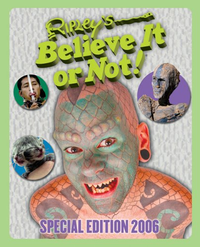 Download Ripley's Believe It Or Not! Special Edition 2006 PDF
