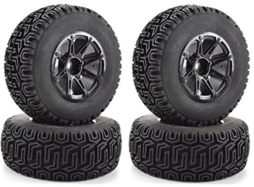 Apex RC Products 1/10 Short Course Truck Black