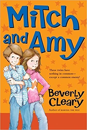 Mitch and Amy by Beverly Cleary (2000-05-03)