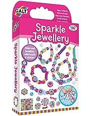 Galt GA1003295 Sparkle Jewellery Kit,Multicolour