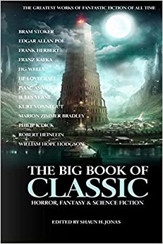 Book The Big Book of Classic Horror, Fantasy and Science Fiction