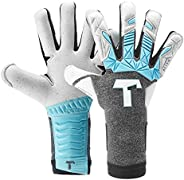 T1TAN Soccer Goalie Gloves Adult · Professional Goal Keeper Gloves Soccer for Youth, Men and Women · Size 6-11