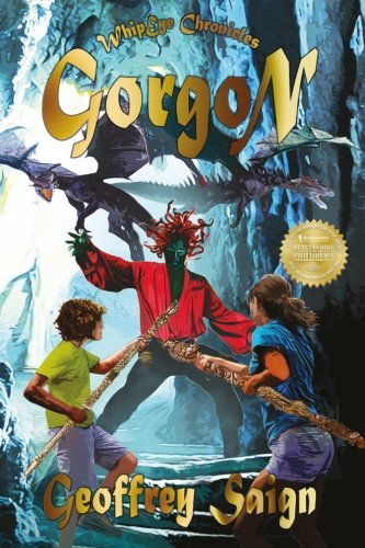 Book: Gorgon - WhipEye Chronicles (Book 2) by Geoffrey Saign