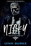Search : Nicky (Fallen Gliders MC Book 1)