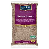 East End Brown Lentils 1kg - Pack of 6
