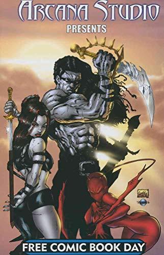 Arcana Studio Presents FCBD #1 FN ; Arcana comic book