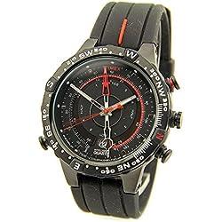 Timex Men's Intelligent Quartz Tide Temp Compass Watch