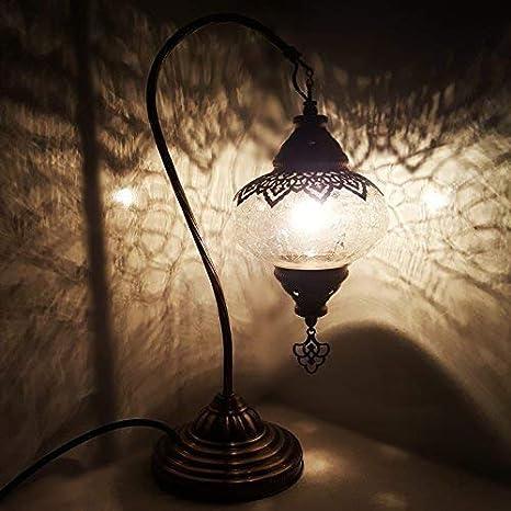 De Turquía Lámpara / Marroquí Lámpara Estilo Tiffany Cristal ...