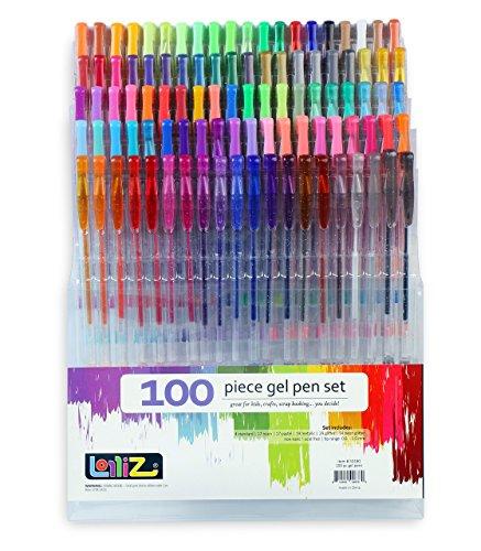 LolliZ Gel Pens Unique Colors
