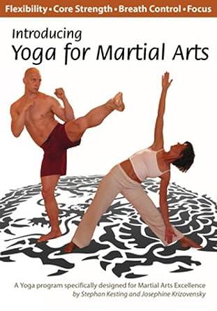 Amazon.com: Introducing Yoga for Martial Arts: Josephine ...