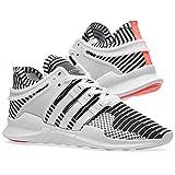 Adidas Men EQT Support ADV Primeknit (white / footwear white / turbo) Size 8.0 US