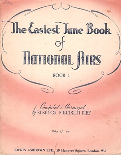 The Easiest Tune Book of National Airs, Book (Annie Laurie Tune)