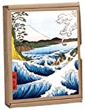 Hiroshige GreenNotes, full-color, eco-friendly, all occasion boxed notecard set