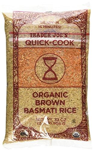 trader joes brown rice - 1