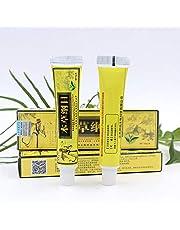 GOUMAO 1PCS Ointment Natural Herbal Cream Body Psoriasis Eczema Dermatitis Pruritus Relief