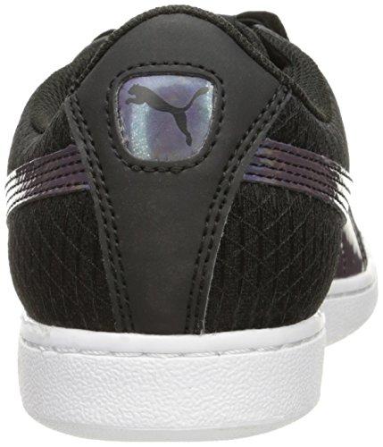Femminile puma M Swan 5 Puma Da Donna Black Us Black 10 Vikky Sneaker WOngSW