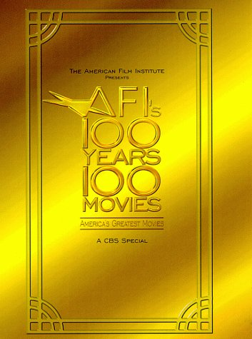 AFI's 100 Years - 100 Movies (CBS Television Special) by Image Entertainment
