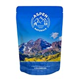 Green Coffee Beans Unroasted Colombian - 2 LB, Fresh, Arabica, Whole Bean, Single Source. Raw. For Roasters. Green Coffee Seeds. Aspen Naturals Brand
