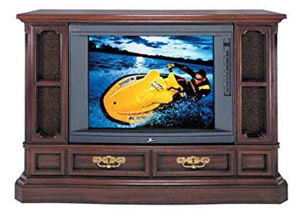 Amazon com: Zenith B27A74R 27-Inch Traditional Console TV