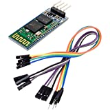 How to Arduino kuman Wireless Bluetooth Transceiver Module Slave 4Pin Serial + DuPont Cable K35