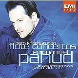 Image of Khachaturian & Ibert: Flute Concertos; Emmanuel Pahud