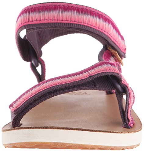 Raspberry Teva Outdoor Sandal and Ombre Women's Lifestyle Original Sports Leather Universal 6xT6w0P