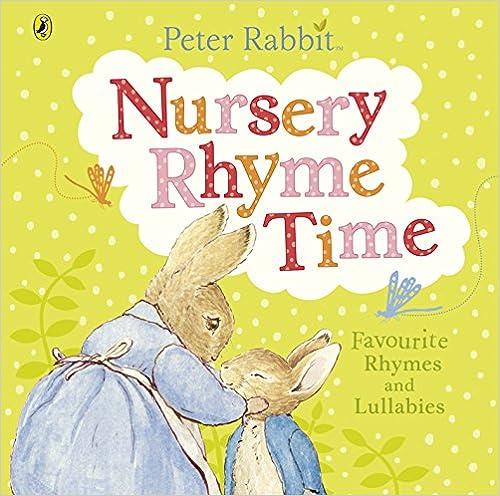 Peter Rabbit: Nursery Rhyme Time por Beatrix Potter epub