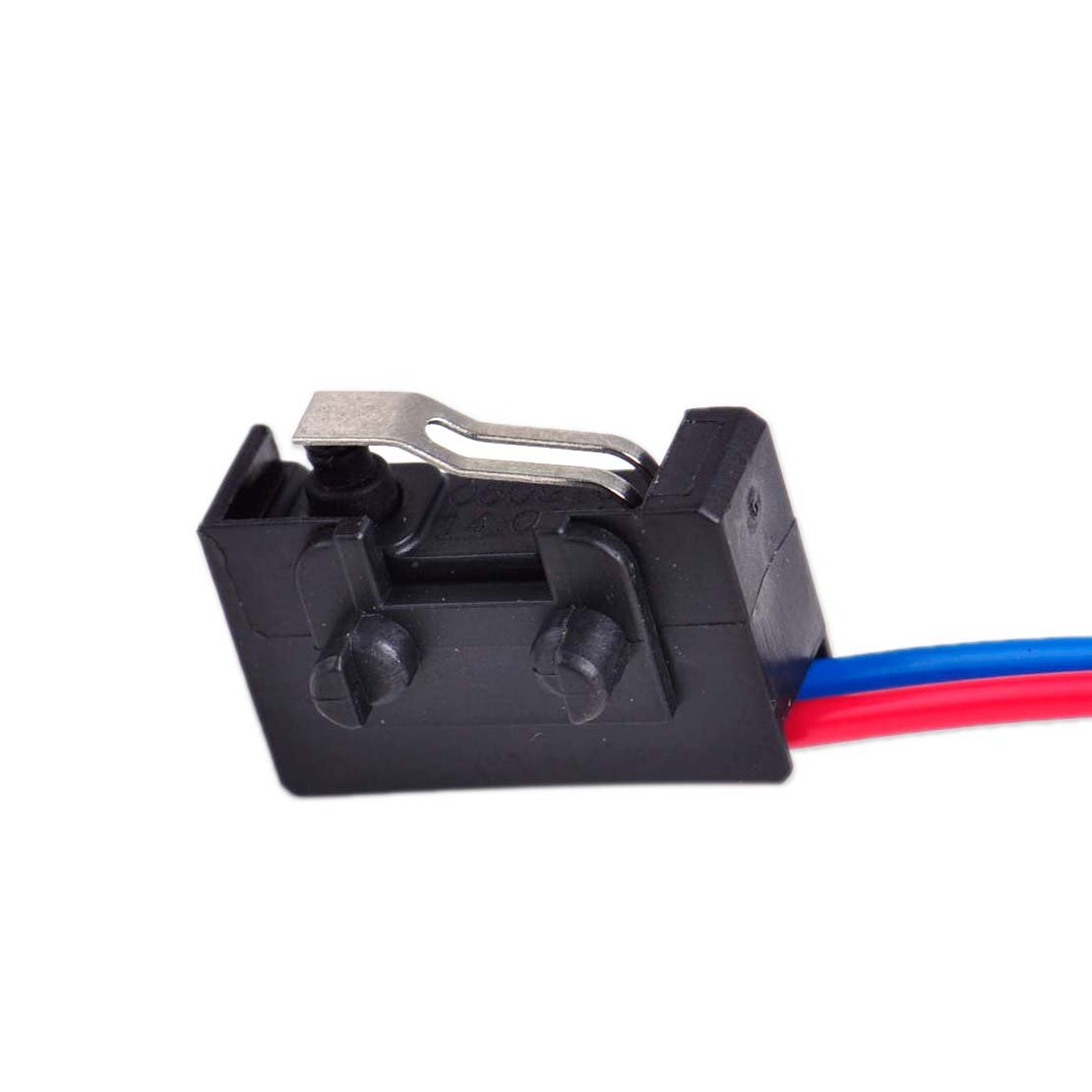 Amazon.com: beler Car Left Front Door Lock Micro Switch for VW Passat B5 Bora Polo Golf MK4 3BD998785: Automotive