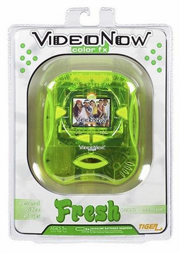 Hasbro Videonow FX Player Fresh Green by Hasbro (Image #1)