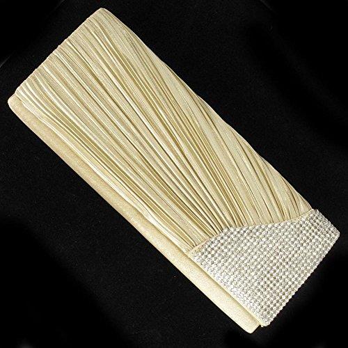 Bridal Wedding Accessories.co.uk, Poschette giorno donna Oro oro