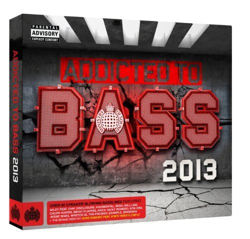 Ministry of Sound: Addicted to Bass 2013 by Various Artists (2013-04-02)