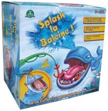 GIOCHI PREZIOSI Splash la Ballena: Amazon.es: Juguetes y juegos