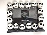 Jack Skellington Faces Photo Frame - Nightmare Before Christmas Picture Frame