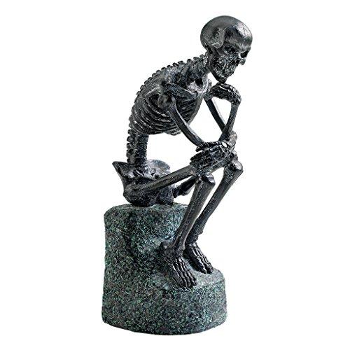 (Design Toscano The Skeleton Thinker Statue)
