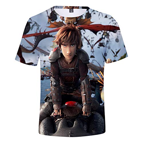 - How to Train Your Dragon T Shirt Kids, Light Fury Shirt How to Train Your Dragon 3 Tee Shirt for Boys Girls Toddler