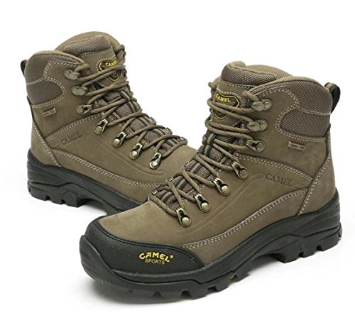 Camel Womens Targe Waterproof Outdoor Boot Color Khaki Size 37 M EU ZuzXjZiF