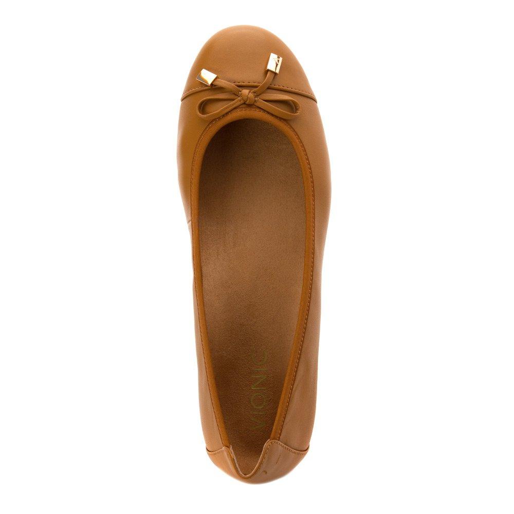 Vionic Damenschuhe Minna 359 Minna Damenschuhe Leder Schuhes Hautfarben 9b59e4