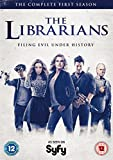 Librarians: The Complete First Season (4 Dvd) [Edizione: Regno Unito] [Edizione: Regno Unito]