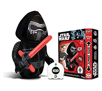NUEVO Star Wars Radio Control Kylo Ren Inflatable con ...