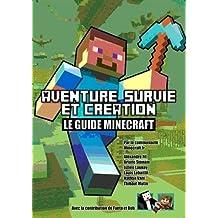 Guide minecraft (le) aventure survie et