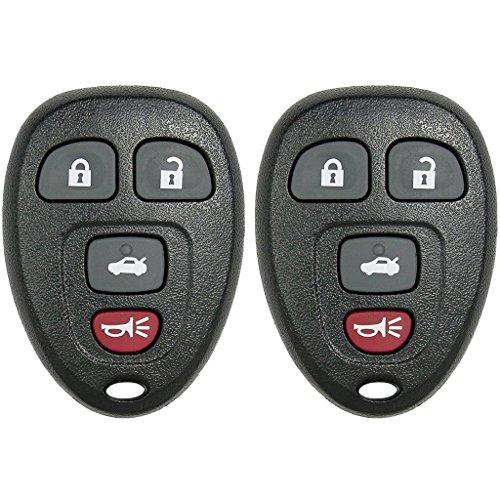 Mushan New Keyless Entry Replacement Remote Car Key Fob for 05-09 Buick Allure/LaCrosse,07-10 Chevrolet Cobalt/Pontiac G5/Pontiac Solstice/Saturn Aura/Saturn Sky,06-12 Chevrolet Malibu