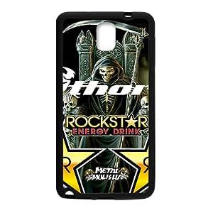 Grim Reaper Black Phone Case for Samsung note3