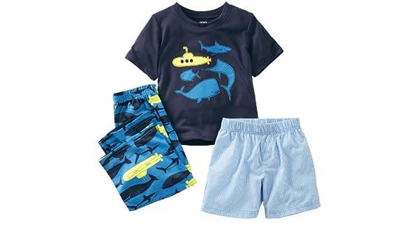 Carters infantil y de bebé Niños Juego de pijama: Amazon.es: Ropa y accesorios