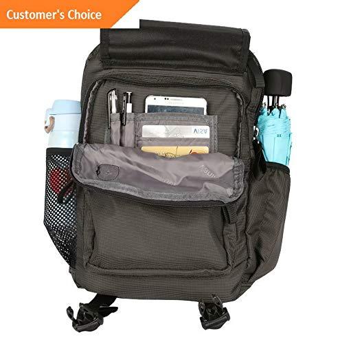 842 Kaputar Mens Canvas Nylon Sling Bag Backpack Shoulder Bag Chest Pack Sports Travel Gym Model BCKPCK
