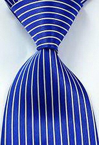 romario-groomsmen-jds2072-novelty-striped-blue-whitejacquard-woven-mens-tie-339