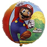 Super Mario Brothers Foil/Mylar Balloon (1 Balloon)