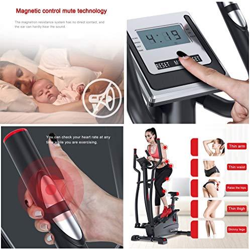 Llq2019 máquina elíptica de Control magnético para Interior y ...